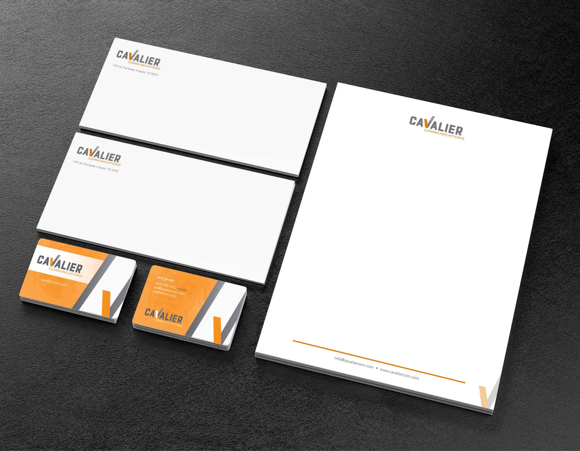 Cavalier Stationery